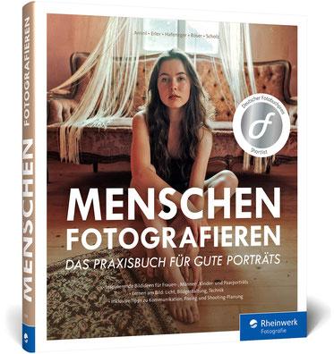 Menschen fotografieren  - Inspirierende Projekte für Ihre Porträtfotografie – mit Blitz und natürlichem Licht