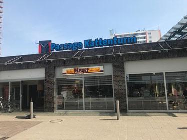 Passage Kattenturm: Vorhandene Leerstände im Einzelhandel können derzeit nicht vermietet werden