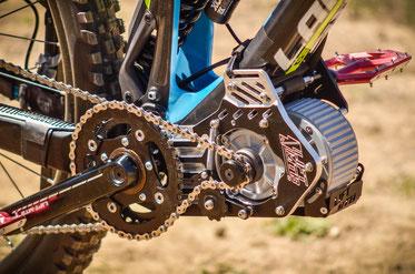 moteur vélo électrique bafang