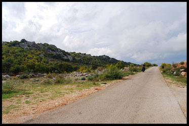 Monténégro, voyage à vélo