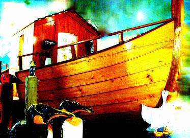 ARCHE NOAH - Musk von Radoslaw Pallarz