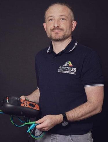 François Diéval, gérant de ABCD35