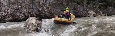 Rafting Inntal