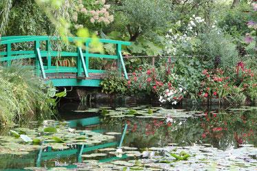 Monet's Garten in Giverny