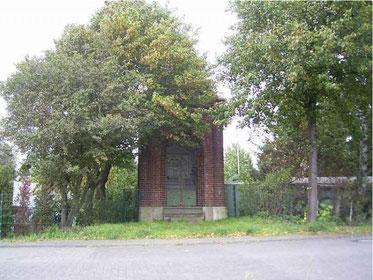 Kapelle Lüdinghauser Str. im Jahr 2004 - Foto: HPD