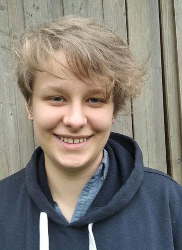 Portrait Clara Paulick, 17 J., Stipendiatin der Talentschmiede#8