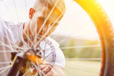 Fahrrad- und Bollerwagenverleih