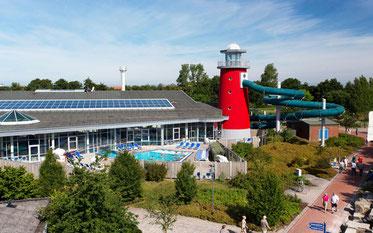Die längste Leuchtturmrutsche Deutschlands
