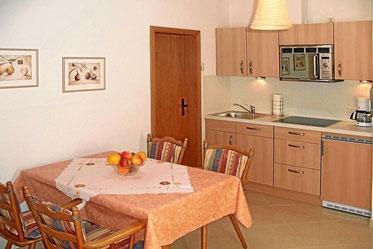 Wohnküche mit vielen Extras