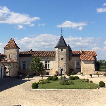 Logis du Maine Giraud à Champagne Vigny en Charente