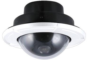 über SafeTech lieferbare Dome Kameras