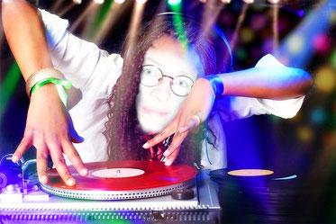 ~ Bild: Silke - DJ-Girlie ♪♫♪ ~