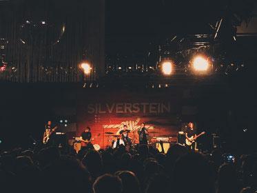 Silverstein // Quelle: Nadi