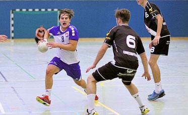 Zürich Mittelhessen-Cup 2016 TV Hüttenberg U23 vs. HSG Wiesbaden II Handball