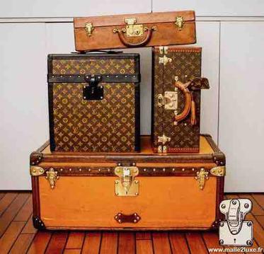 631df764bc26 Combien pour votre ancienne Louis Vuitton   Prix - Malle Louis Vuitton