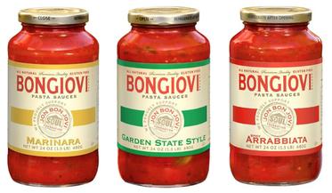 Pasta Sauce, Bongiovi, USA