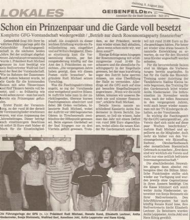 (Quelle: GZ 08 August 2002)