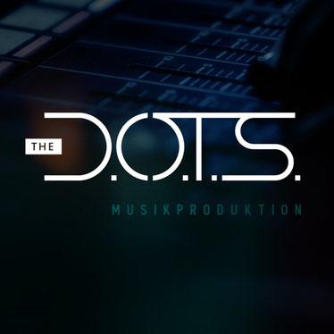 The Dots – Musikproduktion, Logodesign