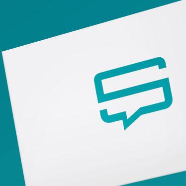 Übersetzung Sina Haselmann Logodesign