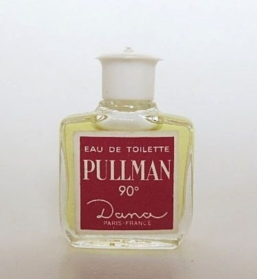 DANA - PULLMAN, EAU DE TOILETTE 90° - MINIATURE IDENTIQUE A LA PHOTO PRECEDENTE