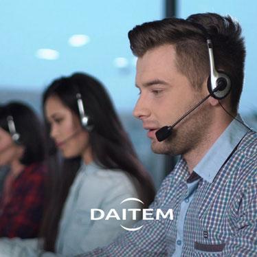 opérateurs télésurveillance Daitem