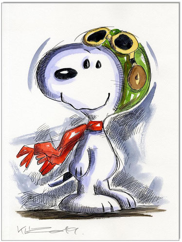 Snoopy vs. Red Baron