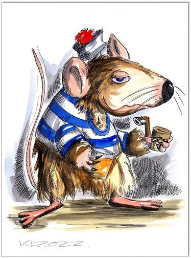 Whiskey Mouse I: Ahoi !