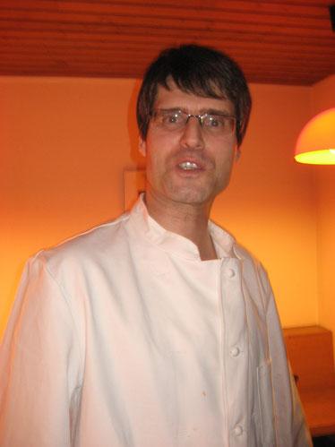 Unser Gastgeber: Roman Dörr