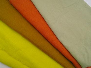 Stoffnummer W07 dünne Wollstoffen in Leinwand optik, Sommer Etition, 100% Wolle