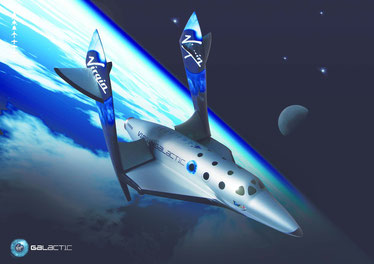(c) Virgin Galactic