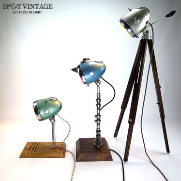LAMPEN SPOTVINTAGE LIGHT FACTORY BERLIN