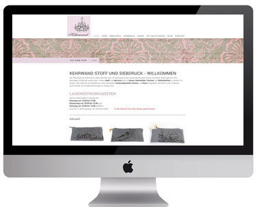 daniela dick dickesdesign aarberg webdesign Kehrwand Aarberg