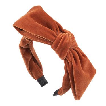 """""""Velvet Bow"""" Orange - 69,00 €"""