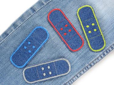 Bild: Bügelflicken Hosenpflaster Jeansflicken Hosenflicken Kinder Erwachsene Patches zum aufbügeln