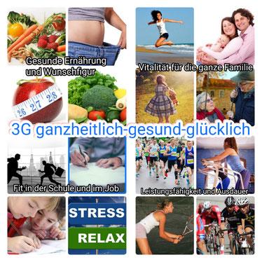 Nehmen Sie Ihre Gesundheit selber in die Hand mit dem 4E Stoffwechselprogramm und dem 4 E Plus Konzept.