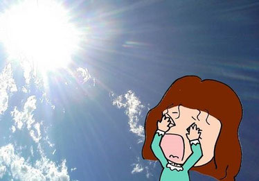 日光過敏症