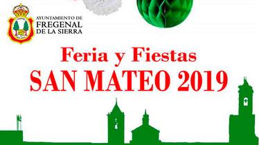 Feria y Fiestas de San Mateo en Fregenal de la Sierra