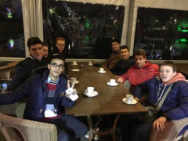 projecte comenius alumnes a turquia