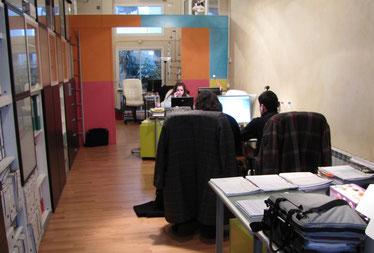 Presupuesto pintar oficina. Pintores Barcelona Pintors