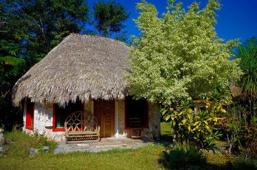 Villas Ecotucan - Bacalar - Mexique