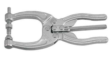 Pnömatik dönmeli bağlama clamp NPSU