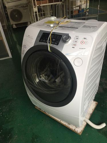 TOSHIBAドラム洗濯機