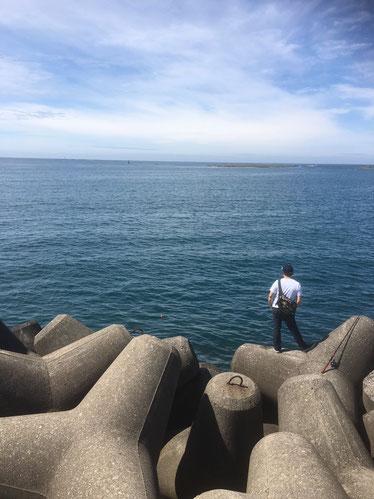 和歌山の海