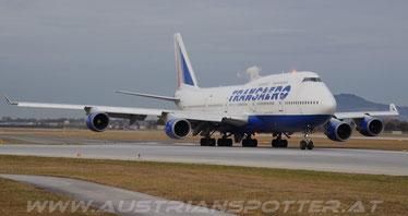 Transaero ***** B 747-422 **** EI-XLI