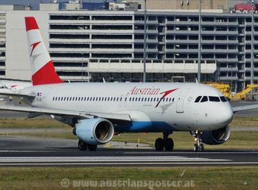 Austrian Airlines *** A 320-214 *** OE-LBU