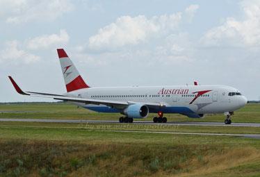 Austrian Airlines ***** B 767-3Z9/ER *****OE-LAX