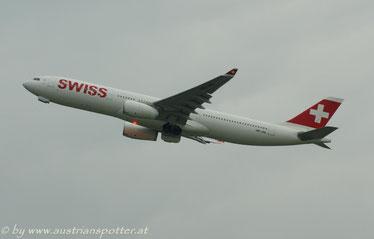 Swiss Int. Air Lines *****A 330-343X*****HB-JHL