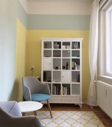 Umräumen Farbänderung Ausmisten Umgestalten Wohnen Arbeiten