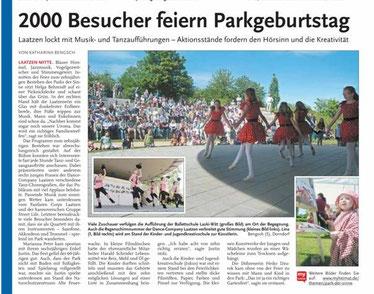 Leine-Nachrichten 07.06.2010