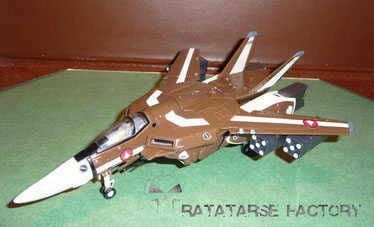 1/60 YF-1R v1 custom - Ratatarse Factory
